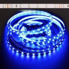 12V BLUE LED Strip 24W