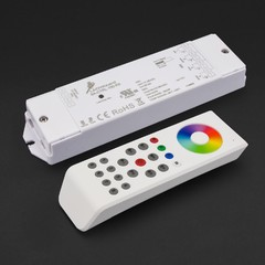 8 Zone RGB-W LED Controller/Receiver