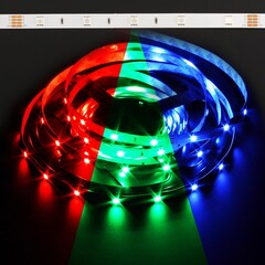 Color Changing RGB 5050 36W LED Strip Light