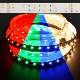 ColorPro RGB + Warm White LED Strip