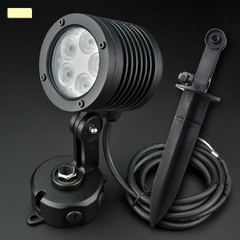 CricketPro Warm White Dimmable LED Landscaping Light with Stake