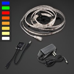 Dimmable 16ft LED Strip Kit