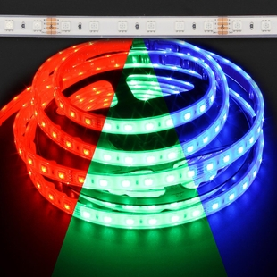 High Brightness RGB Waterproof LED Strip  72W