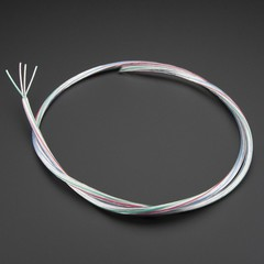 Transparent RGB Wire Cable